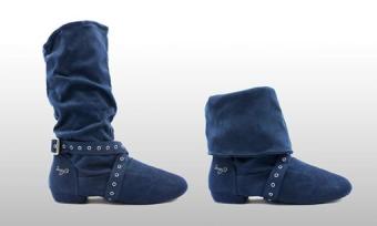 blå step