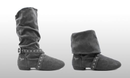 grå step